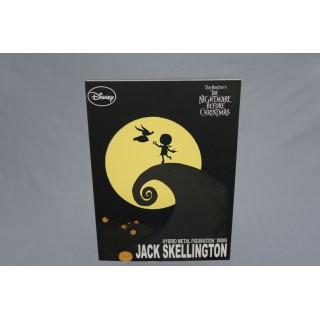 Nightmare Before Christmas Hybrid Metal Figuration 008 Jack Skellington Simple ver.