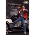 Hot toys Back to the future Marty Mcfly MMS257 1/6 scale