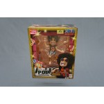 ONE PIECE Portrait Of Pirates CB-EX Brook 1/8 MegaHouse