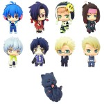 Color Collection DRAMAtical Murder box of 8 figures and 1 bonus Movic