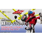 S.H. Figuarts Kamen Rider Dead Heat Mach Bandai collector