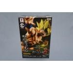 Dragon Ball Z DBZ Scultures BIG 5 ZOKEI TENKAICHI BUDOKAI SONGOKOU
