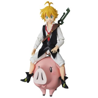 MAFEX No.014 MAFEX The Seven Deadly Sins Meliodas Medicom Toy