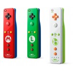 WII U REMOTE CONTROL PLUS NINTENDO SET OF 3 MARIO LUIGI YOSHI