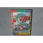 (T3E17) SUPER MONACO GP MEGADRIVE CARTRIDGE GOOD CONDITION