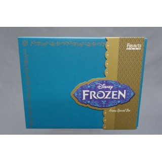 (T9E6) Figuarts Zero FROZEN Bandai collector Frozen special box set Ana Elsa Olaf and Stand sheet