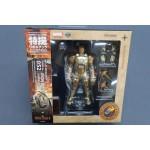 (T5E25) SCI-FI Revoltech NR-215 Series No.052 Iron Man Mark 21 Kaiyodo