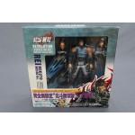 (T5E25) Hokuto no Ken Revoltech Fist of the North Star NR-82 Revolution No.022 Rei Hokuto Musou Ver. Kaiyodo
