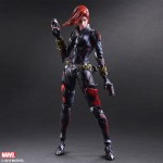 Variant Play Arts Kai Marvel Universe Black Widow Square Enix