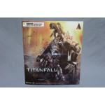 (T16E22) Titanfall Titan Fall Play Arts Kai Atlas Square Enix
