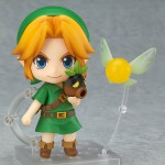 Nendoroid The Legend of Zelda Link Majora's Mask 3D Ver. Good smile company