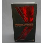 (T30E14) Hot toys MMS 162 classic Predator 1/6 collector's edition