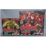ARTFX+ The Avengers Age of Ultron 1/10 Hulkbuster and Hulk Set Kotobukiya