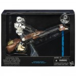 Star Wars Scout Trooper and Speeder Bike Hasbro Japan New