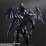 Play Arts Kai Monster Hunter X Diablos Armor Rage Series Square Enix