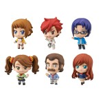 Petit Chara! Ver. G Gundam Build Fighters Try Megahouse