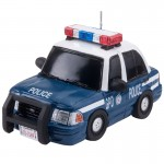 TOYS ROCKA! The Dark Knight Police Car Union Creative
