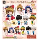 Petit Chara! Series Cardcaptor Sakura Zettai Daijoubu dayo Ver. Box of 6 Megahouse