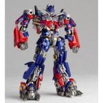 Legacy Of Revoltech LR-049 SCI-FI Revoltech Transformers Optimus Prime Kaiyodo