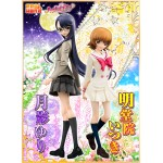 HeartCatch Precure World Uniform Operation Tsukikage Yuri - Myoudouin Itsuki set Megahouse Limited Edition