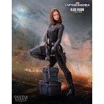 Captain America The Winter Soldier 1/7 Scale Statue Black Widow Gentle Giant