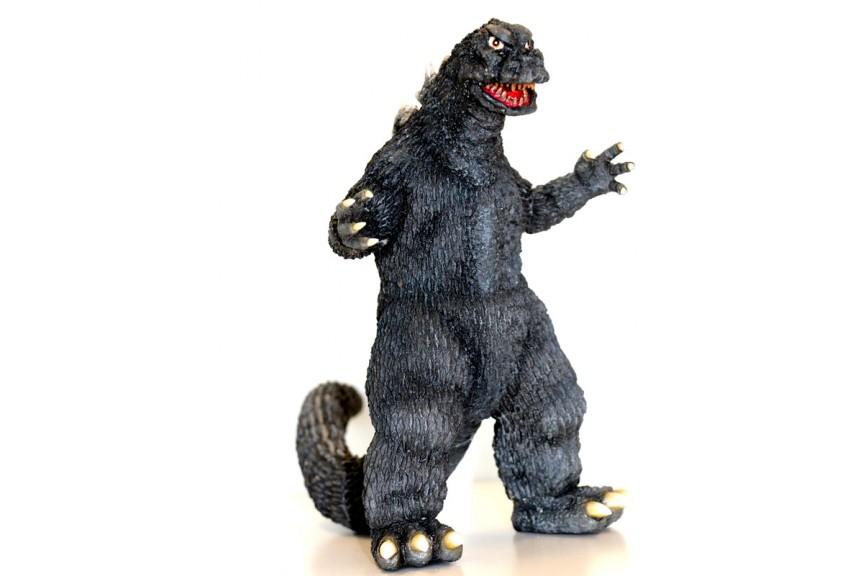 Toho Kaiju Collection Godzilla 1965 Chikyu-Boueigun ...