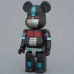 BEaRBRICK x TRANSFORMER NEMESIS PRIME Medicom Toy