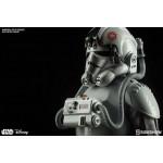 Star Wars Militaries of Star Wars AT-AT Pilot Sideshow
