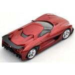 1/64 Scale Tomica Limited Vintage NEO TLV-N Nissan Concept 2020 Vision GT Red TomyTec