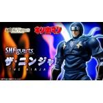 Kinnikuman SH S.H. Figuarts The Ninja Bandai Collector