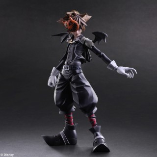 Kingdom Hearts II Play Arts Kai Sora Halloween Town Ver. Square Enix