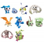 Digimon Adventure DigiColle! Data 3 box of 8