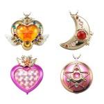 Miniature Tablet Sailor Moon III box of 10 Bandai