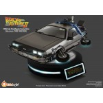 Back To The Future Part II 1/20 Magnetic Floating DeLorean Time Machine