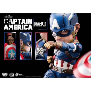 Egg Attack Action Avengers Age of Ultron Captain America BEAST KINGDOM