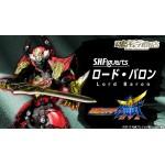 Kamen Rider Gaim S.H. SH Figuarts Lord Baron Bandai collector