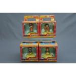 (T7E6) DRAGON BALL BAKUSOU KINTOUN SETx4 BOXES BANPRESTO NEW