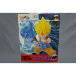 (T6E6B) DRAGON BALL GT DBGT SUPER SAIYAN GOKOU VYNIL BANPRESTO NEW