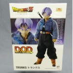 Dimension of DRAGONBALL Dragon Ball Z Trunks Megahouse