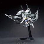 HG 1/144 Gundam Barbatos & Long-range Transport Booster Kutan San Model Plastic Model