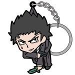 Assassination Classroom Pinched Keychain Tadaomi Karasuma