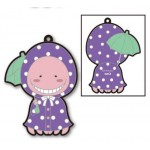 Anime Assassination Classroom Solid Rubber Mascot Koro Sensei Rain Coat