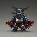 AA Gokin Getter Robo Armageddon Black Getter Metallic Color ver.