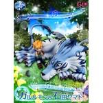 GEM series Digimon Adventure Garurumon & Ishida Yamato Megahouse Collector