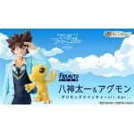 Figuarts ZERO Yagami Taichi & Agumon Digimon Adventure Tri ver. Bandai Collector