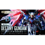METAL BUILD Destiny Gundam Full Package 2nd Batch Bandai Collector