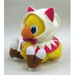 Chocobo no Fushigi na Dungeon Plush Chocobo White Mage