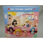 Petit Chara Land Sailor Moon Ice Cream Party box of 6 Megahouse