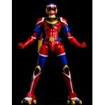 Tatsunoko Heroes Fighting Gear Tondemo Senshi Muteking Action Figure