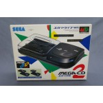 (T42E15) MEGA DRIVE MEGA-CD 2 PLAYER COMPLETE IN BOX GOOD CONDITION